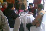 Mega, JK, Surya Paloh & Taufiq Kiemas bersantap siang