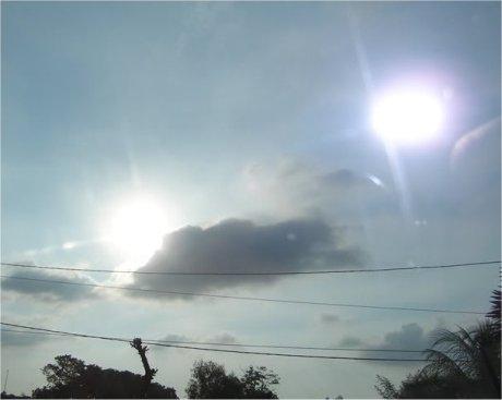 matahari kembar
